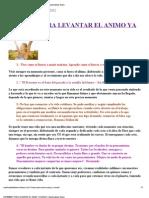 7 FRASES PARA LEVANTAR EL ANIMO YA MISMO_Espiritualidad Diaria