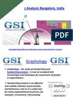 Handwriting Analysis Bangalore, India