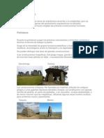 Monografia Historia de La Arquitectura
