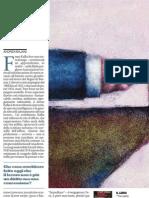 Esce Tra Carte e Scartoffie, i Lavori d'Ufficio Dei Grandi Scrittori - La Repubblica 08.02.2013