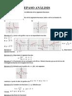 REPASO análisis con soluciones