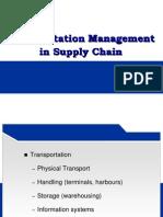 Transpotation Mgt - Class
