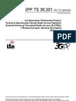 LTE Spec 36201-910