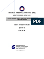 MZU3102 Teori Muzik I