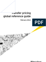 Tranfer Pricing Reference 2012