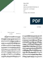 2 Quatuors Faciles, Op.20 No.1 in G Complete Parts