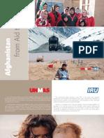 Demining Afghanistan