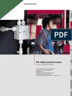 Dk - Cable Junction Boxes