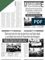 Versión impresa del periódico El mexiquense 8 febrero 2013