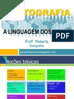 Cartografia a Linguegem Dos Mapas Completo 2
