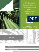 Estudio de 2011 sobre el sector dela distribución de libros y publicaciones