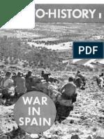 Photo History - War in Spain