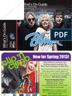 What's On Jan 2013 Web