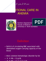 Anemia - Blok HIS-K9