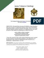Brahmana Vaisnava Ontology