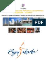 Strategi Peningkatan Pergerakan Wisnus ke Jakarta.