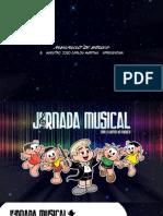 Jornada Musical Com a Turma Da Monica
