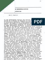 Inalcik-Centralization and Decentralization