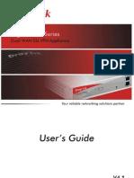 Vigor2950 User Guide V4.1