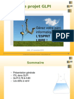 Presentation Glpi Jm2l2010