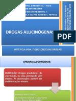 exposição drogas