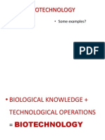 Presentation on Biotechnology