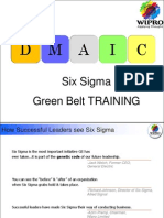 Gb Training Dmaic