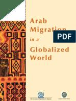 Arab Migration Globalized World