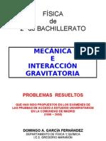 5.Mecanica y Gravitacion Problemas Resueltos