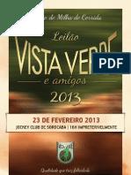 Leilão Vista Verde