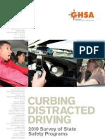 GHSA 2010 Distraction