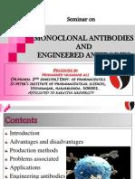 Monoclonal antibodies and engineered antibodies