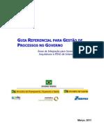 MGD - Guia Referencial para Gestão de Processos para o Governo