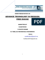 83.ADVANCE TECHNOLOGY IN EMISSION FREE ENGINE.doc