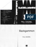 Backgammon by Paul Magriel