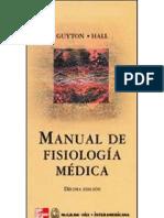 Manual de Fisiologia Medica