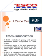 A Tesco Case Study