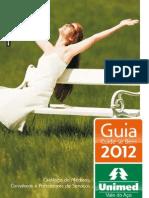 --- Guia Medico Unimed Vale Do Aco 2012