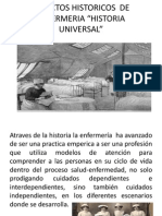 Aspectos Historicos de Enfermeria