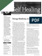 Dr Weil Energy Medicine
