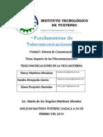 Ensayo_telecomunicaciones Iliana Pioquinto Barradas