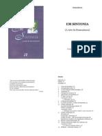 Em Sintonia, A Arte Da Ressonancia - Jasmuheen (Pagina Dupla)