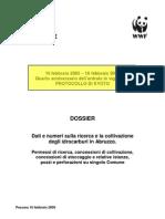 PETROLIO Dossier Idrocarburi Abruzzo Definitivo