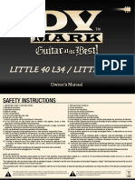 Users Manual Little40