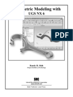 Parametric model with NX 6.pdf