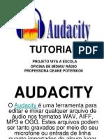 Tutorial Audacity