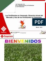 2. Charla Uso Fertilizantes en Venezuela
