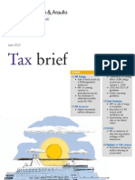 Tax Brief - June 2012