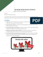 US Holiday Retail Analysis 2010
