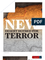 New Desert Hotbed for Terror